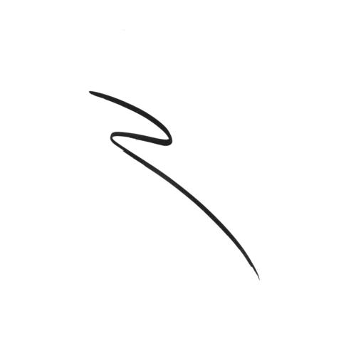 Couleur Caramel Eyeliner 07 - Zwart