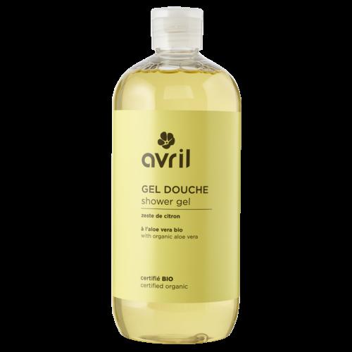 Avril Shower Gel - Zeste De Citron