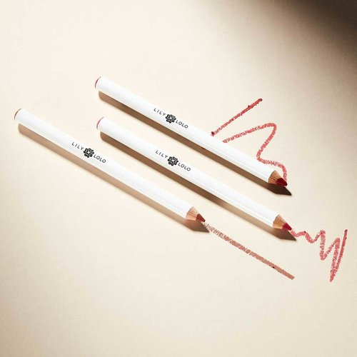 Lily Lolo Natural Lip Pencil - True Pink