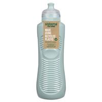 Renew Drinkfles Gripper 800ml - Licht Blauw/Groen