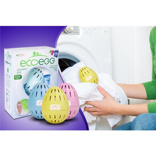 Eco Egg Wasbal 70 Washes - Fresh Linen