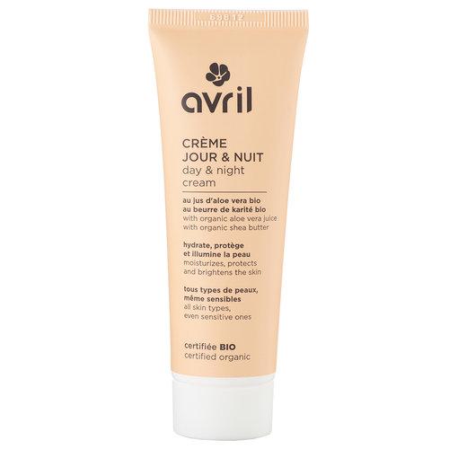Avril Day & Night Cream