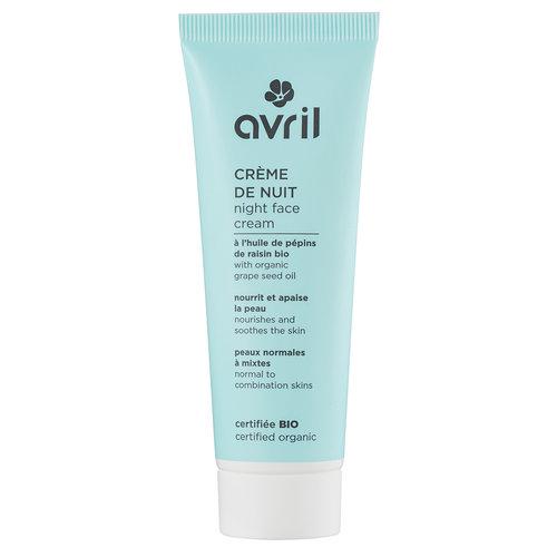 Avril Face Cream Night Normal Skin