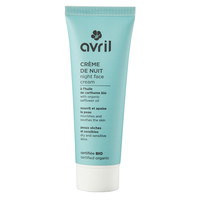 Face Cream Night Dry & Sensitive Skin