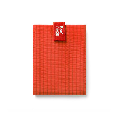 Roll'Eat Boc'n'Roll Foodwrap - Active Red