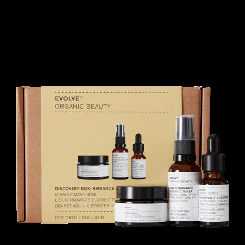 Evolve Beauty Discovery Box - Radiance