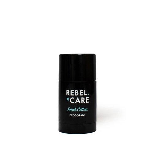 Loveli Deodorant Voor Mannen Zonder Aluminium Rebel Care  - Fresh Cotton (30ml)