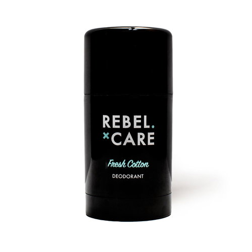 Loveli Deodorant Voor Mannen Zonder Aluminium Rebel Care XL - Fresh Cotton (75ml)