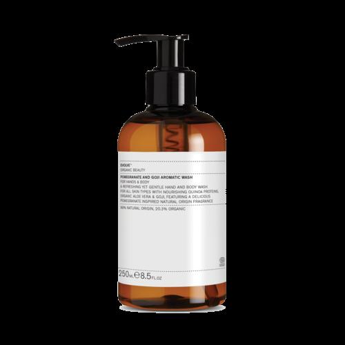 Evolve Beauty Pomegranate & Goji Aromatic Wash (250ml)