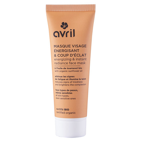 Avril Energizing & Instant Radiance Face Mask (50ml)