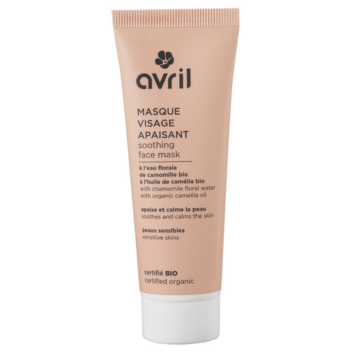 Avril Soothing Face Mask (50ml)