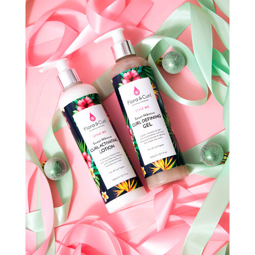 Flora & Curl Style Me Duo Gift
