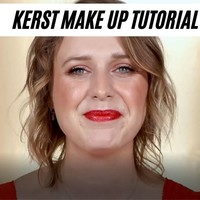 Kerst Make Up Tutorial
