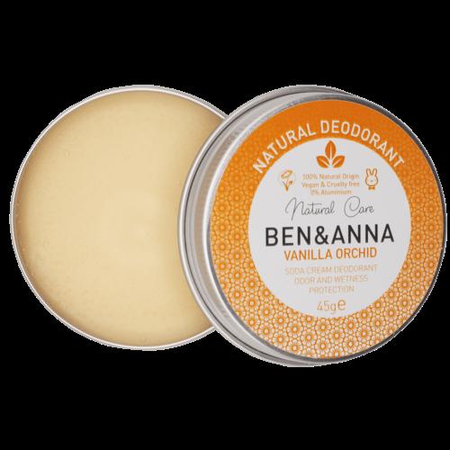 Ben & Anna Deodorant Creme - Vanille Orchid