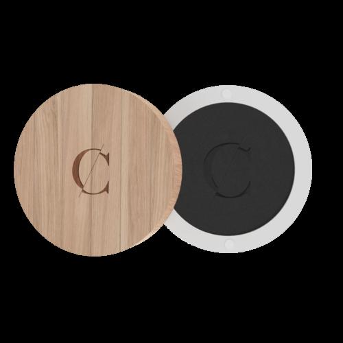Couleur Caramel Oogschaduw 023 - Black Matte