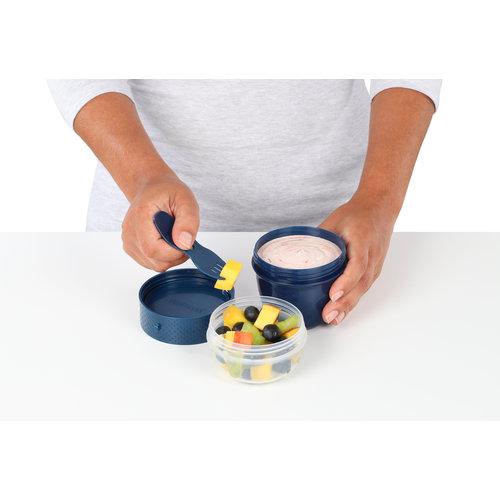 Sistema Renew Snack Capsule To Go - Dark Blue