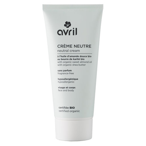 Avril Neutral Cream Parfumvrij (200ml)