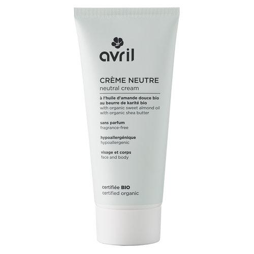 Avril Neutral Cream Scent Free (200ml)
