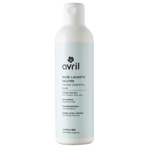 Avril Neutral Cleansing Base Parfumvrij (240ml)