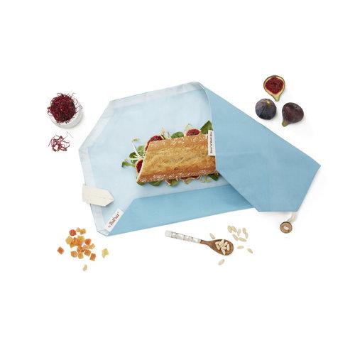Roll'Eat Bio Boc'n'Roll Foodwrap - Blauw