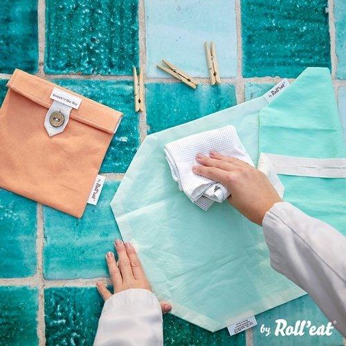 Roll'Eat Bio Boc'n'Roll Foodwrap - Oranje