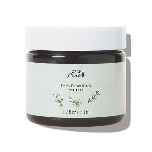 100% Pure Tea Tree Deep Detox Mask