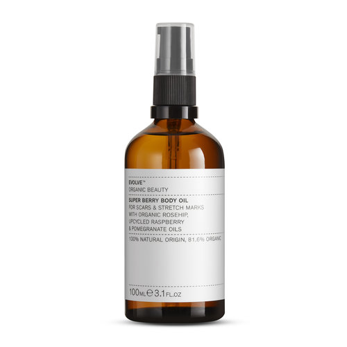 Evolve Beauty Super Berry Body Oil