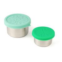 RVS Mini Sausbakje Set van 2 - Mint