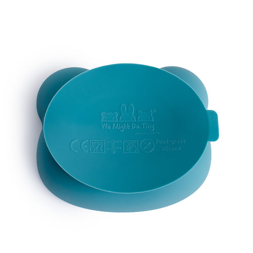 We Might Be Tiny Siliconen Stickie Bowl - Blue Dusk