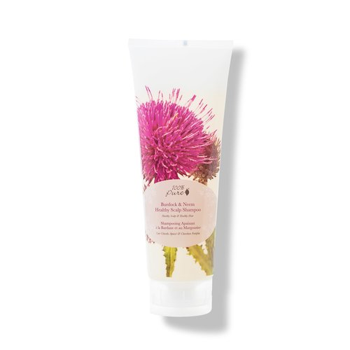 100% Pure Burdock & Neem Healthy Scalp Shampoo