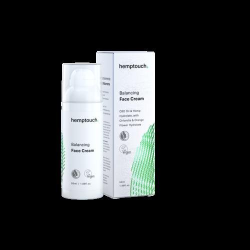 Hemptouch Balancing Face Cream