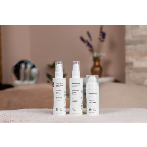 Hemptouch Purifying Face Cleanser