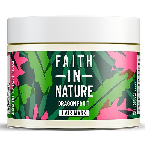 Faith In Nature Hair Mask - Dragon Fruit