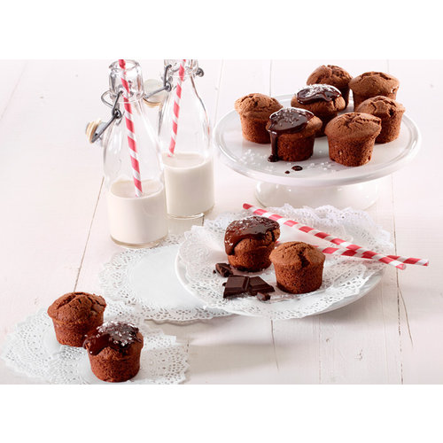 Lekue Siliconen Mini Muffinvorm