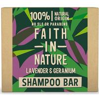Shampoo Bar Lavender & Geranium