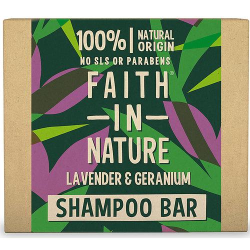 Faith In Nature Shampoo Bar Lavender & Geranium
