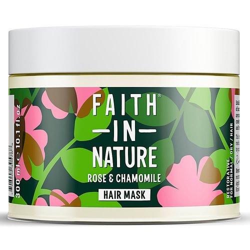 Faith In Nature Hair Mask - Rose & Chamomile
