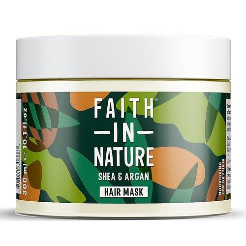 Faith In Nature Hair Mask - Shea & Argan