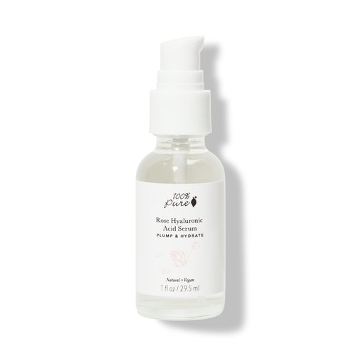 100% Pure Rose Hyaluronic Acid Serum