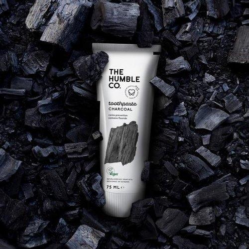 Humble Brush Natuurlijke Tandpasta - Charcoal