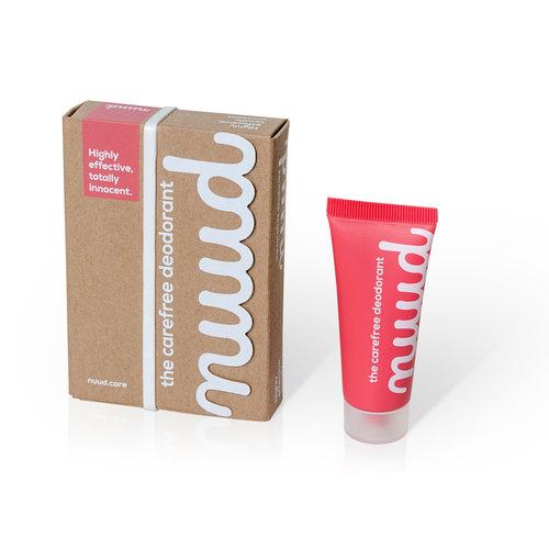 Nuud Deodorant Zonder Aluminium - Starter Pack (15ml)
