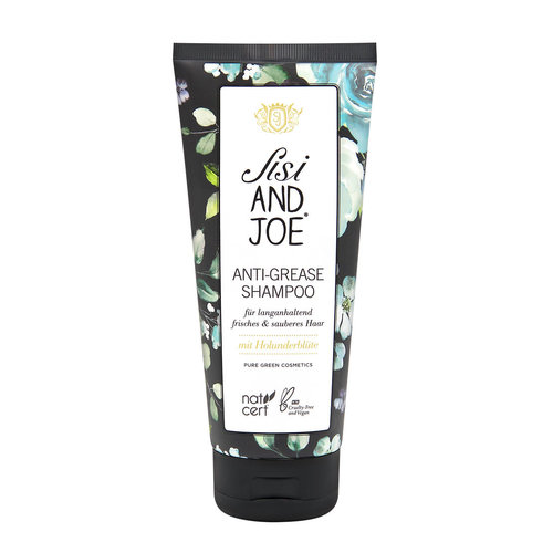 Sisi & Joe Anti-Grease Shampoo (200ml)