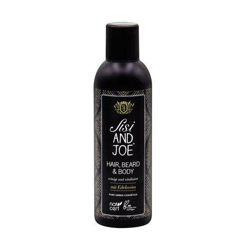 Sisi & Joe Hair, Beard & Body Wash (200ml)