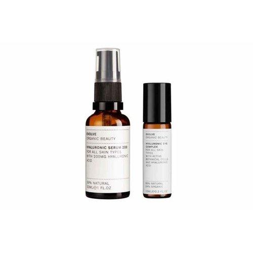 Evolve Beauty Hyaluronic Duo Set