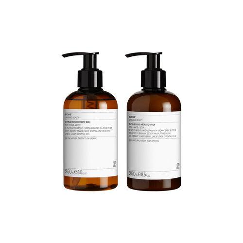 Evolve Beauty Citrus Duo Set