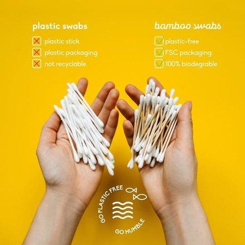 Humble Brush Bamboe Wattenstaafjes