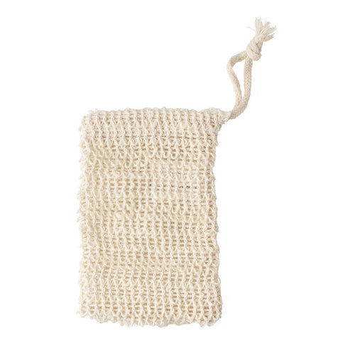Avril Soap Net in Sisal