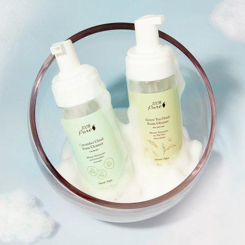 100% Pure Cucumber Cloud Foam Cleanser
