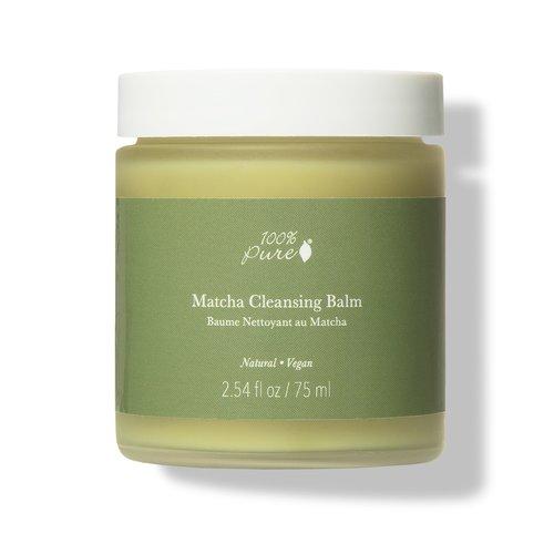 100% Pure Matcha Cleansing Balm