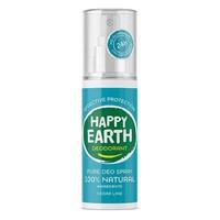 Pure Deodorant Spray - Cedar & Lime